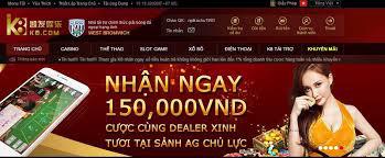 Giới thiệu cá cược thể thao, casino trực tuyến, slot tại nhà cái K8