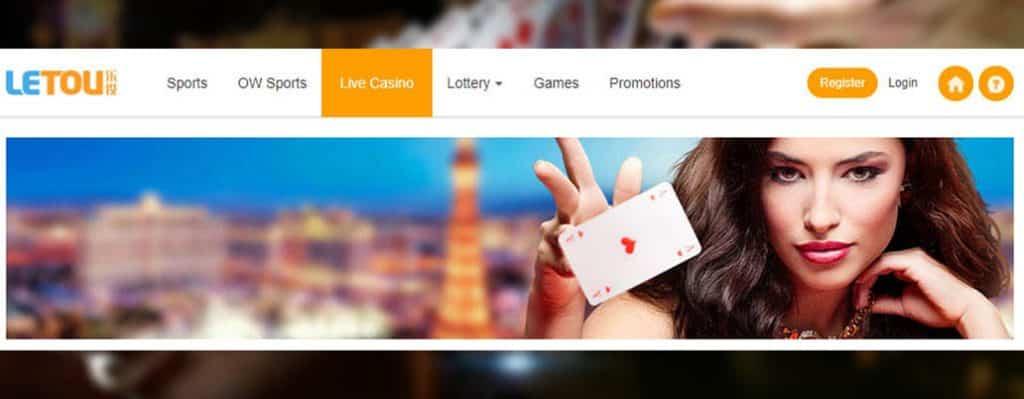 Hướng dẫn chi tiết đăng ký Letou gửi tiền và rút tiền tại Letou