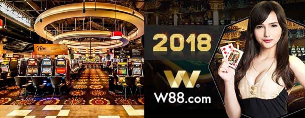 Khuyến mãi lớn tại W88 tháng 06/2018