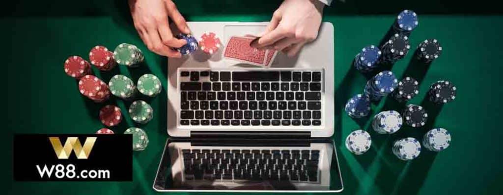 Tại sao nên chơi cá cược trực tuyến tại nhà cái uy tín W88