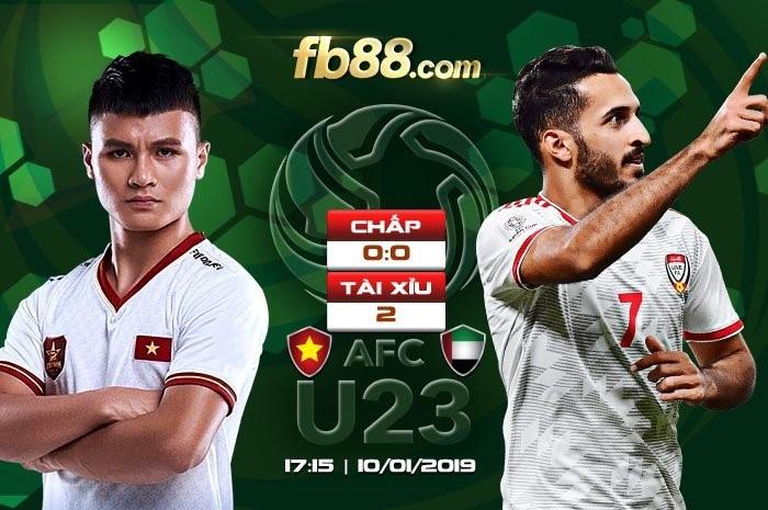 U23VN vs U23 UAE 1