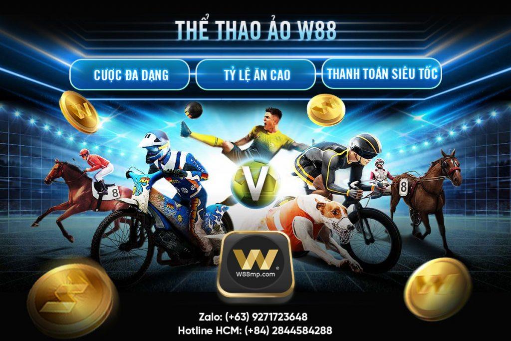 W88 thể thao ảo